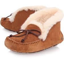 ugg australia alena sale ugg black alena sheepskin slipper boots ugg australia polyvore