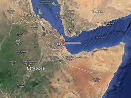 Djibouti Map Photo Map Showing Camp Lemonnier In Djibouti Africa Abc News