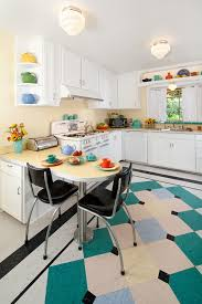 kitchen flooring design ideas furniture retro kitchen flooring images floor design ideas black