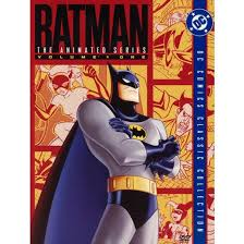 batman the animated series vol 1 4 discs dvd video target