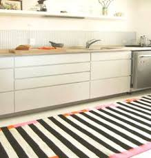 Black And White Striped Runner Rug Most Black And White Striped Runner Rug In Neon