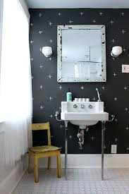 bathroom wallpaper ideas uk black bathroom wallpaperrefined decorating ideas in glittering