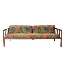Modern Daybed Sofa At 1st Sight New Products Vintage Mid Century Modern Floral