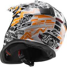 kid motocross gear ls2 mx437j fast mini youth motocross helmet junior mx dirt bike
