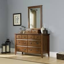 Sauder Nightstand Oak Shoal Creek Dresser 410287 Sauder