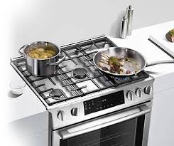 Slide In Gas Cooktop Kitchen Best 36 Gas Cooktops At Us Appliance Regarding Bosch 5