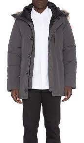 canada goose chateau parka mens p 13 canada goose chateau coyote fur trim parka graphite jackets