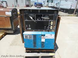 miller big blue 400d cc dc welder generator item db4089