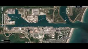 port canaveral map port canaveral disney cruise ships directions map aerial tour