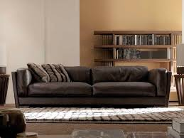 Italian Leather Sofas And Their Versatile Designs - Italian sofa design