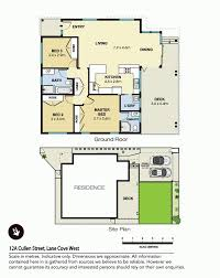 Cullen House Floor Plan by 12a Cullen Street Lane Cove Nsw 2066 Sold Realestateview