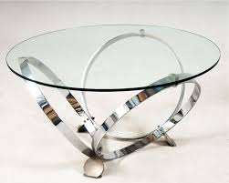 Glass And Chrome Coffee Table Coffee Table Glass Chrome Mio Pinterest Glass