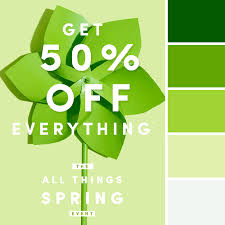 spring color colors of spring 5 ads with inspiring spring color palettes