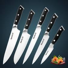 couteau de cuisine professionnel japonais luxueux japonais aus 8 en acier inoxydable couteau de chef