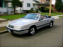 chrysler lebaron 1993 chrysler le baron photos specs news radka car s blog
