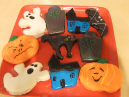 spooky cupcakes u0026 biscuits for halloween natalie u0027s baking