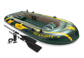 seahawk 4 boat set intex