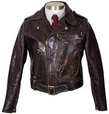 leather cycle jacket harley davidson vintage haberdashers blog