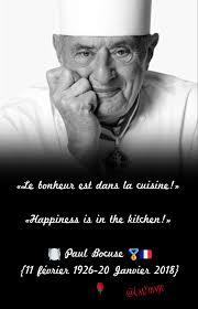 le bonheur dans la cuisine le bonheur est dans la cuisine happiness is in the kitchen paul