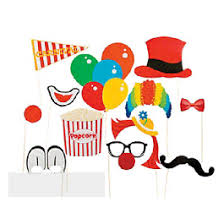 33 best gavin s clown birthday images on clowns circus carnival costume photo booth props 12pcs clown nose popcorn tub