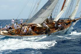 Top Colleges For Interior Design by Classic Yacht Elena Sails Into History Youtube Haammss