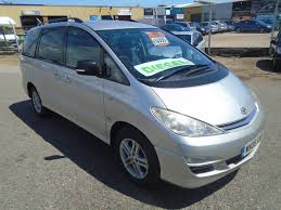toyota previa for sale used toyota previa cars parkers