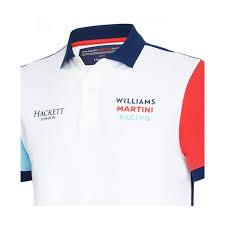 martini racing shirt koszulka polo męska multi williams martini racing 2016 gadżety i
