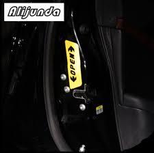 chevy cruze warning lights car door open warning stickers for chevrolet cruze trax aveo lova