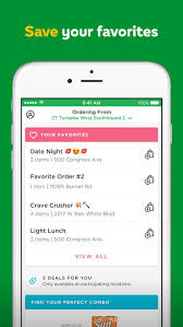 subway app on the app store