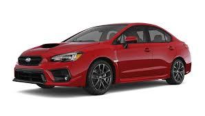 subaru impreza wrx 2018 2018 subaru wrx sports sedan subaru