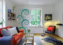 Modern Home Interior Decorating Simple Living Room Color Ideas For Small Spaces Greenvirals Style