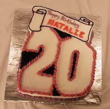 20th birthday cake texas rose bakery