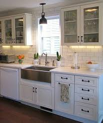 Best  White Appliances Ideas On Pinterest White Kitchen - Kitchen white cabinets