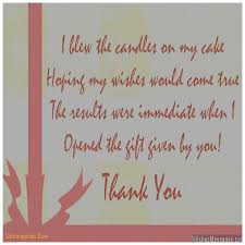 birthday cards beautiful thank you card for birthday gift thank