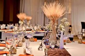inspiration ideas fall wedding reception decorations with fall