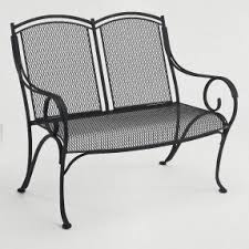 Outdoor Furniture Iron by Vintage Wrought Iron Patio Furniture Supermarkethq