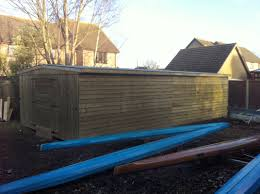 bespoke garden sheds built to any size and shape custom built