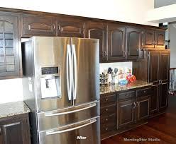 kitchen cabinet refacing supplies pickled kitchen cabinet refinishing kitchen cabinets before