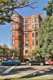 commonwealth avenue two bedroom revolves around rose window in