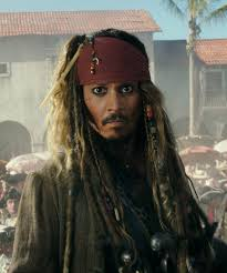 young jack sparrow pirates actor johnny depp lookalike