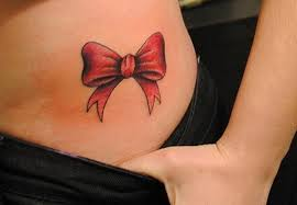 bow tattoo images u0026 designs