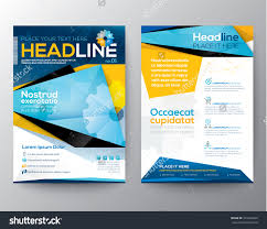 Home Interior Design Vector by Royalty Free Flyer Brochure Poster Annual Report Magazine Cover