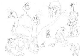 nils holgersson sketches by jacky bunny on deviantart