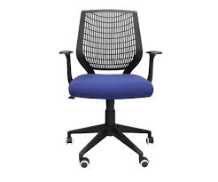 furniturekraze ltd pace fabric hard backed office chair
