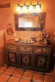 orange bathroom photos idolza ideas burnt color tile small best spanish bathroomas on design orange color decorating burnt and brown green bathroom category with post