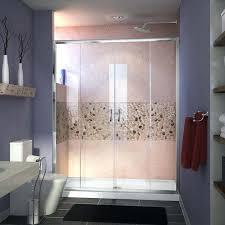 Sterling Finesse Shower Door Sterling Finesse Frameless Sliding Shower Door Reviews Slisports