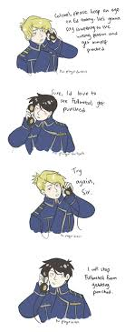 does roy mustang stay blind 546 best fullmetal alchemist roy x riza images on