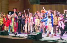 disney musicals in schools helps elementary school learn