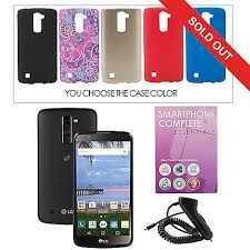 lg android tracfone 5 3 lg premier 4g lte android smartphone w
