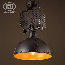 Edison Ceiling Light Industrial Edison Vintage Ceiling Lamp Flex Fold Loft Retro